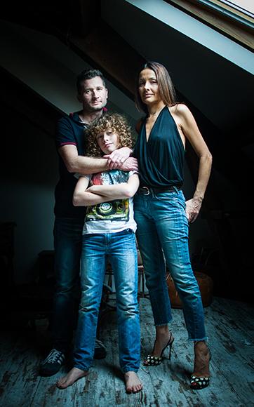 Karine, Fred & Raphaël