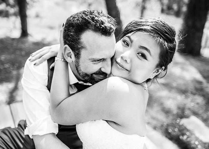Mariage Claire et Jean-Luc